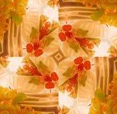 Diseño del fondo - fruta Imágenes de archivo libres de regalías