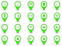 Diseño del icono Imagen de archivo libre de regalías