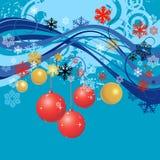 Diseño del invierno Foto de archivo libre de regalías