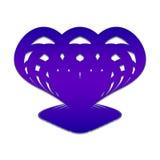 Diseño del logotipo del balneario Foto de archivo libre de regalías