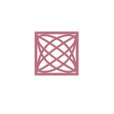 Diseño del logotipo del balneario Fotografía de archivo libre de regalías
