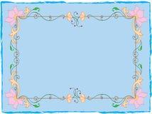 Diseño del marco Imágenes de archivo libres de regalías
