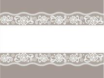 Diseño del marco de la plantilla para la tarjeta. Foto de archivo libre de regalías