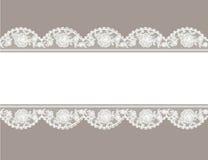 Diseño del marco del modelo para la tarjeta Imagen de archivo