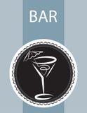 Diseño del menú del restaurante y de la barra Fotografía de archivo libre de regalías