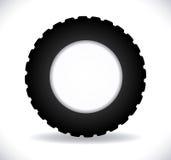 Diseño del neumático ilustración del vector