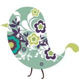 Diseño del pájaro Imágenes de archivo libres de regalías