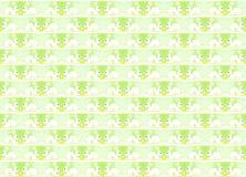 Diseño del papel de embalaje de Pascua con los conejitos y los huevos Imagen de archivo libre de regalías