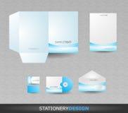 Diseño del papel fijado en formato del vector Imagen de archivo