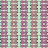 Diseño del papel pintado con las flores a mano Imagenes de archivo