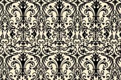 Diseño del papel pintado floral Imagen de archivo