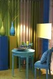 Diseño del resorte Imagenes de archivo