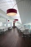 Diseño del restaurante Imágenes de archivo libres de regalías