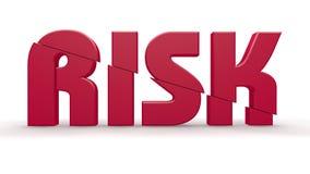 Diseño del riesgo Imagen de archivo
