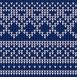 Diseño del suéter de la Navidad Imágenes de archivo libres de regalías