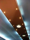 Diseño del techo Foto de archivo libre de regalías
