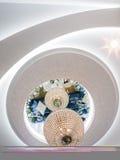 Diseño del techo Fotografía de archivo libre de regalías