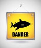 Diseño del tiburón Fotos de archivo libres de regalías