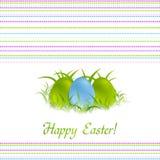 Diseño del vector de Pascua Imagen de archivo libre de regalías
