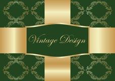 Diseño del vintage ilustración del vector