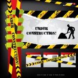 Diseño del Web site bajo construcción