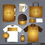 Diseño determinado de los efectos de escritorio/plantilla determinada del regalo libre illustration