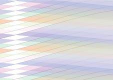 Diseño elegante del fondo de las rayas Fotografía de archivo