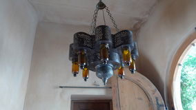 diseño especial, lámpara auténtica Foto de archivo libre de regalías