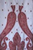 Diseño fashion-1 de la alheña de Cachemira Fotografía de archivo