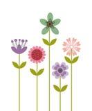 Diseño feliz del día del ` s de la madre libre illustration