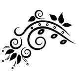 Diseño floral stock de ilustración