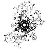 Diseño floral Imagenes de archivo