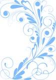 Diseño floral libre illustration
