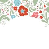 Diseño floral, libre illustration