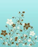 Diseño floral del desfile adornado Imagen de archivo