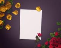 Diseño floral para la reserva la fecha, gracias cardar, día de madres, día de tarjetas del día de San Valentín, tarjetas de cumpl Imagenes de archivo