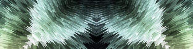 Diseño futurista abstracto Stock de ilustración