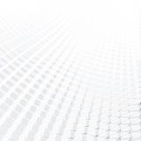 Diseño futurista gris y blanco abstracto del fondo Imágenes de archivo libres de regalías