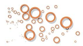 Diseño geométrico abstracto Imágenes de archivo libres de regalías