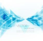 Diseño geométrico abstracto del fondo Foto de archivo