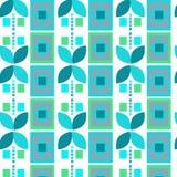 Diseño geométrico abstracto del fondo de la imagen del vector Imágenes de archivo libres de regalías