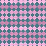Diseño geométrico abstracto del fondo del vector Imágenes de archivo libres de regalías