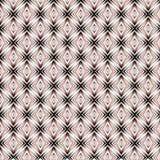 Diseño geométrico de la acuarela Foto de archivo