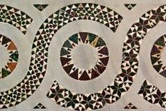 Diseño geométrico embutido de pulso Fotos de archivo