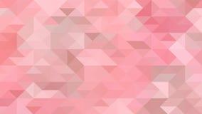 Diseño geométrico, mosaico, mosaico abstracto del fondo, modelo para el anuncio del negocio, folletos, prospectos stock de ilustración