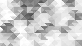 Diseño geométrico, mosaico, mosaico abstracto del fondo, modelo para el anuncio del negocio, folletos, prospectos ilustración del vector