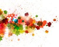 Diseño gráfico colorido Imágenes de archivo libres de regalías