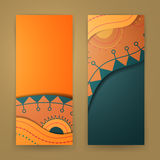 Diseño gráfico colorido Fotografía de archivo libre de regalías