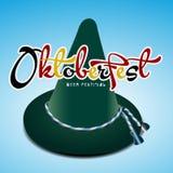 Diseño gráfico de Oktoberfest Imagenes de archivo