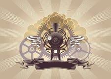 Diseño gráfico de Steampunk libre illustration